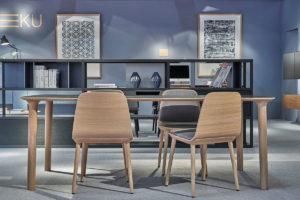 mobiliario treku salone mobile milano